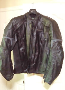 Victory Motorcycle Canyon Leather Jacket