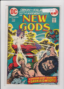 NEW GODS 11 IN VERY FINE CONDITION