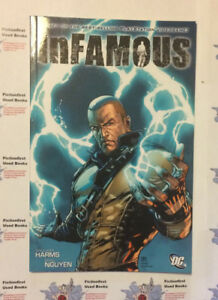"Graphic Novel: ""inFAMOUS"""