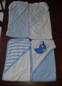 Infant Hooded Towels