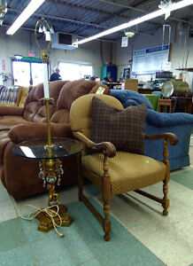 Unique Finds at Habitat for Humanity!