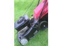 Mountfield 19ins petrol lawn mower