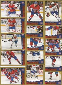 2013/14 Score Gold Parallel Set #1-650 London Ontario image 7
