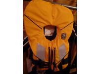 Toddler buoyancy jacket