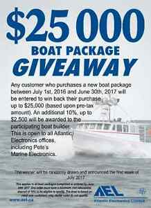 $25,000 Giveaway