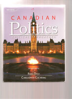 CANADIAN POLITICS - CRITICAL APPROACHES