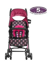 Minnie mouse stroller brand new