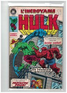 Collection Hulk plus autres Saguenay Saguenay-Lac-Saint-Jean image 5