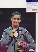 Aly Raisman Signed