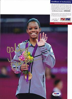 Gabrielle Gabby Douglas Rio Olympics Signed Autograph 8X10 Photo Psa Dna Coa  6