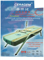 Ceragem, Thermal Acupressure Massager Bed