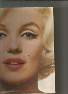 LIVRE-BOOK MARILYN MONROE A BIOGRAPHY BY NORMAN MAILER-1973