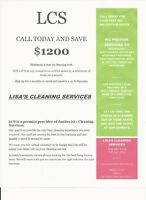 Cleaning Services / Janitorial Services