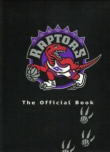 Toronto Raptors The Official Book