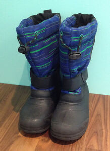 Winter Boots - size 11 kids