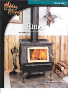 Blaze King Fire Place Units