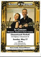 Bluegrass & Classic Country Concert - Roxeen & Dalrymple