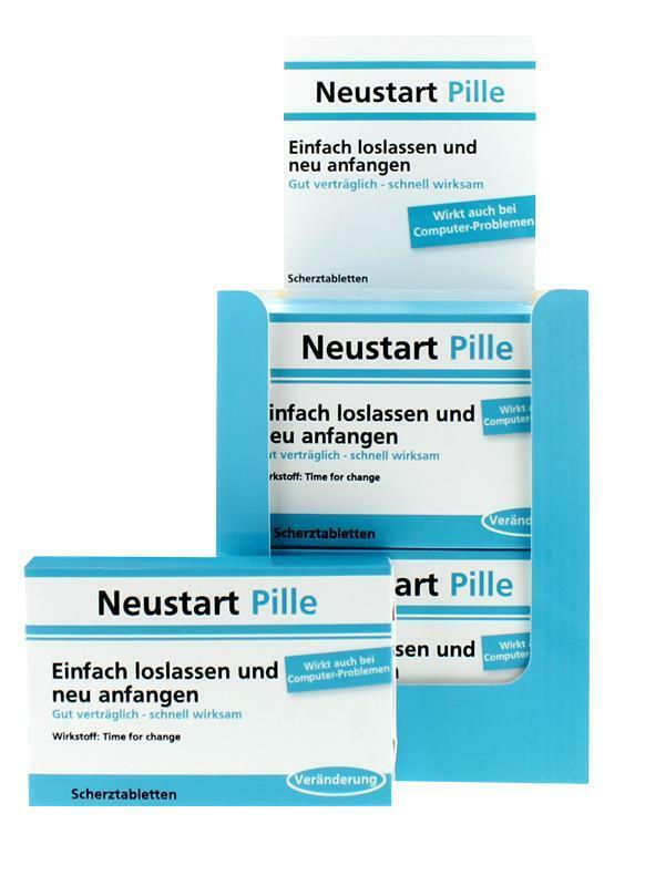 mit der pille anfangen