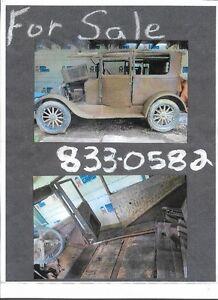 1926 Model T Touring Sedan