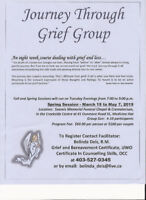 Journey Through Grief Group