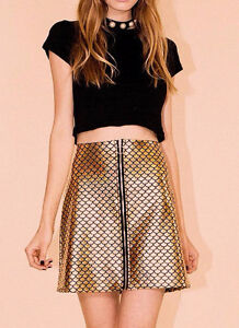 Mermaid disco skirt by Valfré size S