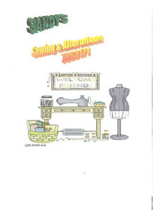 sandy's sewing and alterations Kawartha Lakes Peterborough Area image 1