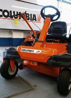 COLUMBIA Zero-Turn Mower