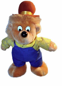 "Berenstain Bears PAPA BEAR 12"" Plush toy"