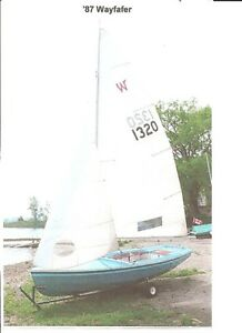 1987 WAYFARER --- Excellent condition
