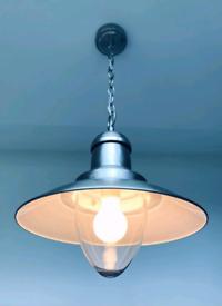 Fisherman pendant lamp lights x 5