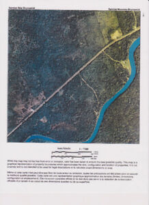 54 ACRES OF WATERFRONT ON ROUTE 116, EAST OF CHIPMAN, NB