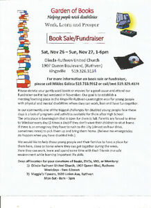 BOOK FAIR Windsor Region Ontario image 1