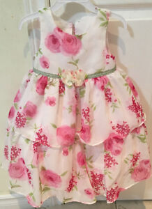 Brand New With Tags Flower Dress