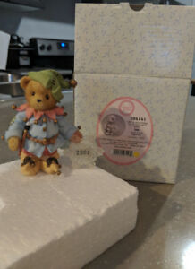 Cherished Teddies Ian Like a Snowflake Youre One-of-a-kind