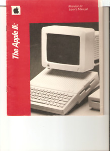 Collectible Apple II desktop computer circa 1974.
