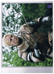Game of Thrones Gwendoline Christie autographe