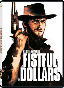 SERGIO LEONE,  EASTWOOD. WESTERN. FISTFUL, QUELQUES $ DE PLUS