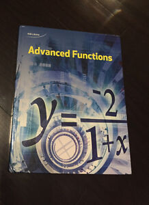 Nelson Advanced Functions 12 Pdf