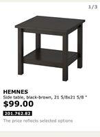 IKEA HEMNES TABLE