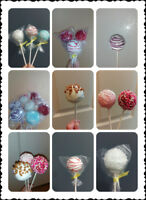Nicole's Cake Pops & Mini Sweets