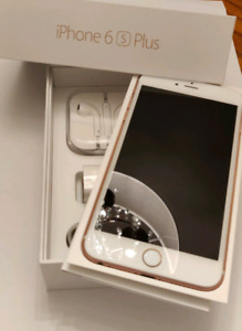 iPhone 6S PLUS 16gb w/box + accessories