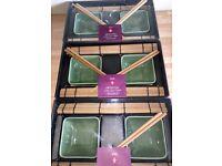 M&S oriental collection X 3 sets
