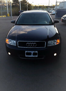 REDUCED FOR QUICK SALE . 2002 Audi A4 3.0 Sedan