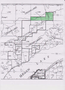 Acreage For Sale ~ 320 Acres near  North Green Lake