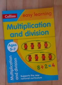 Children's maths book