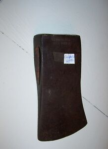 Campbell's XXX Tools  signed Axe Head