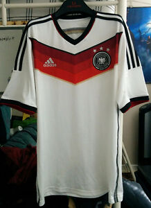 Men's Adidas Replica World Cup 2014 Germany Jersey
