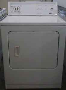 Two Fully Reconditioned Dryers; Choose the one best for you