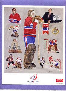 CARTE DE HOCKEY CARDS 100TH YEAR ANNIVERSARY MONTREAL PHOTO'S