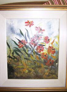 Dawne Verna Barnes Oil on Canvas